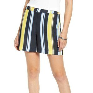 Halogen Soft Shorts in Black Lucinda New